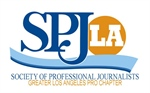 Frank Mottek MC's first virtual SPJ-LA Distinguished Journalist Awards Event